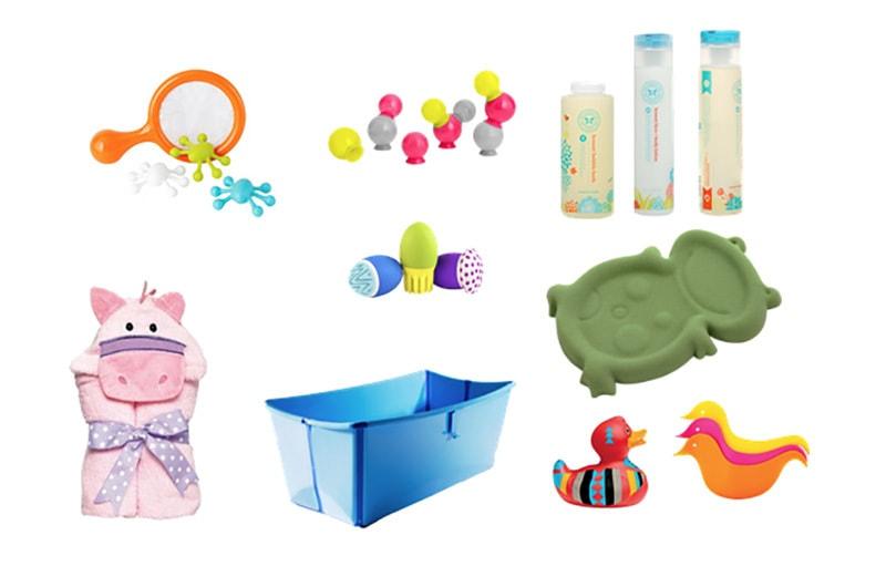 bathtime fun essentials