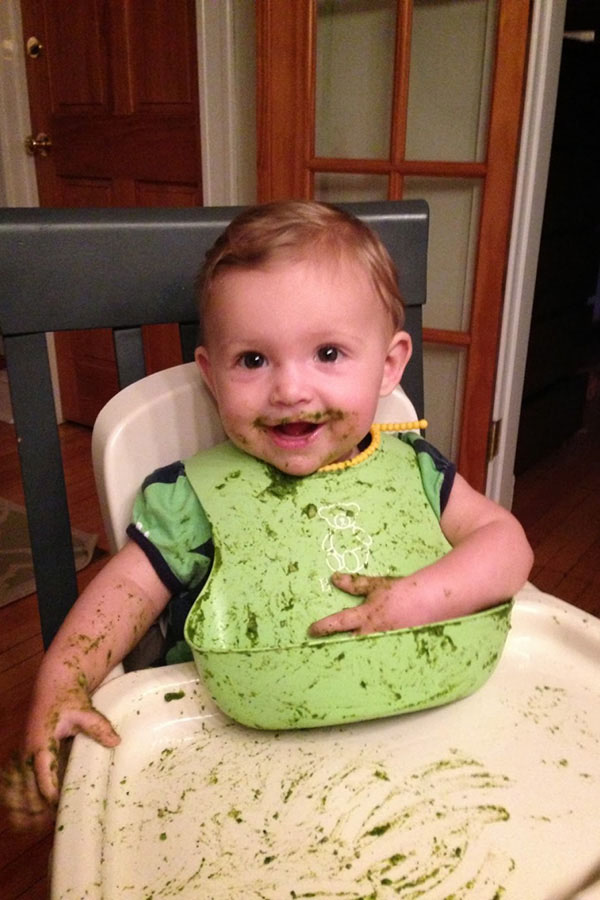 how to supplement with baby led weaning