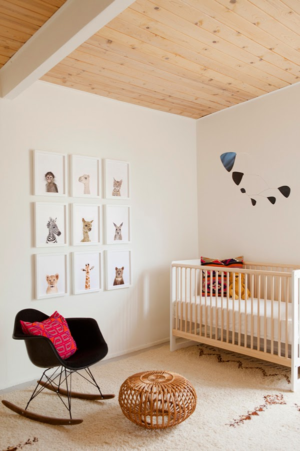 Serene and Organic Nursery Get the Look