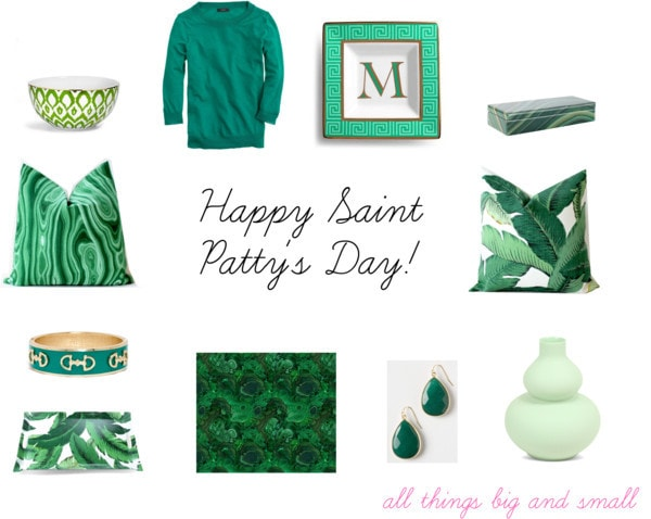 Happy St. Patty's Day!