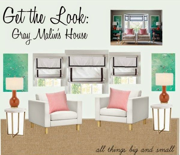 Get the Look Gray Malin's House