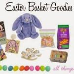 Friday Extra! Easter Basket Goodies