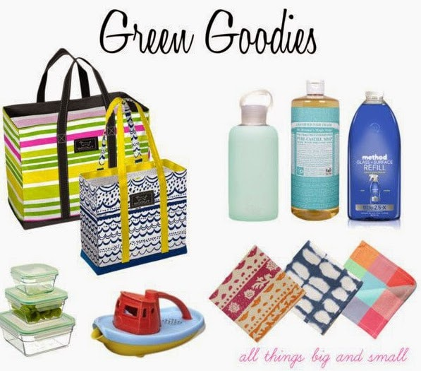 How We Do It Wednesday: Being Green on a Budget