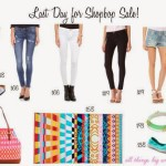 Last Day for Shopbop Sale and Look for Less Sandals