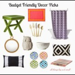 Saturday Splurges and Steals: Budget Decor and Weekend Sales