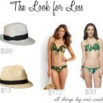The Look for Less: Beachwear