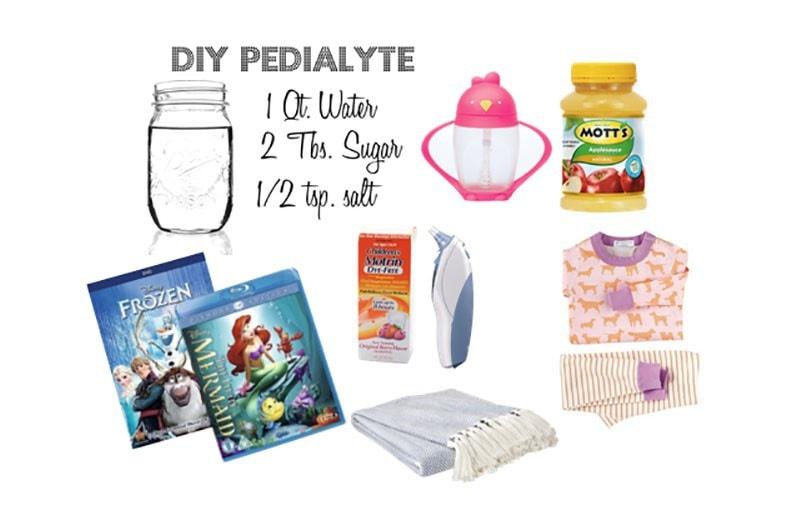 How We Do It Sick Kid Essentials