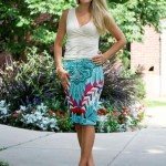 Mara Hoffman Jungle Trip Skirt