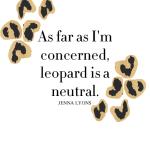 Leopard Madness