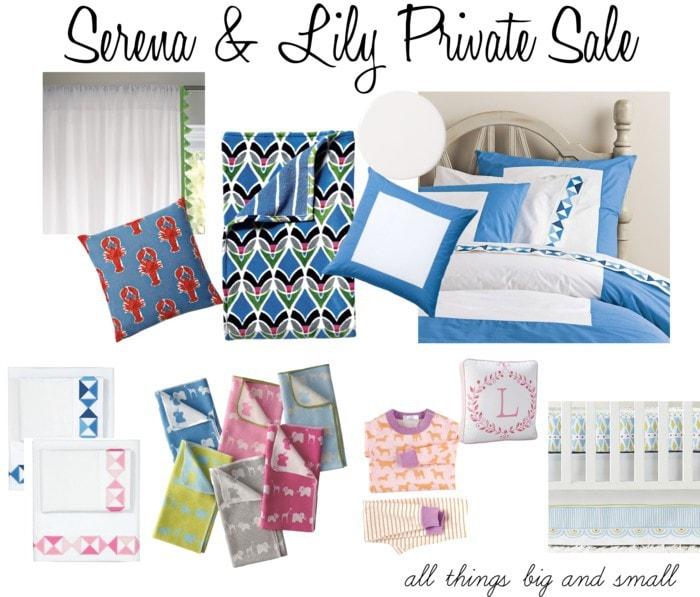 Serena & Lily Private Sale