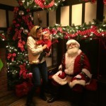 Our Christmas Traditions: Meeting Santa and Macy's Walnut Room