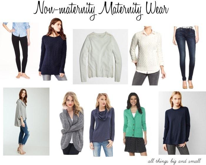 Budget friendly Non-maternity Maternity Wear