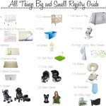 20 Baby Registry Essentials I Would Register For Again & what NOT to Register For