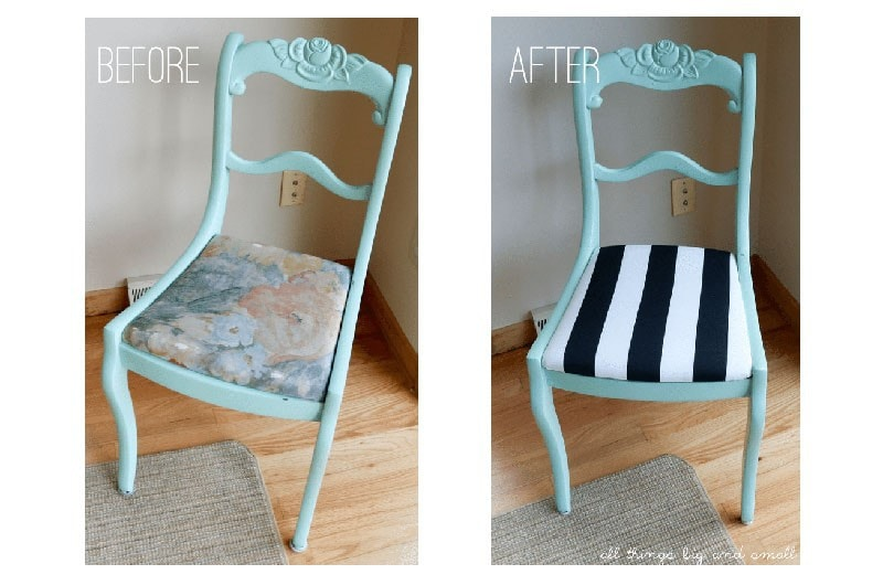 Budget Friendly DIY Dining Room Chairs