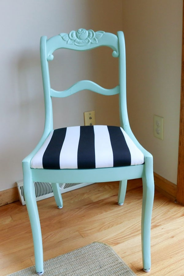 $30 DIY Dining Room Chairs 14