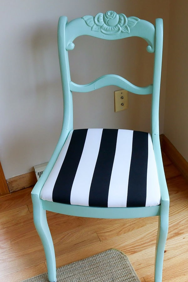 $30 DIY Dining Room Chairs 16