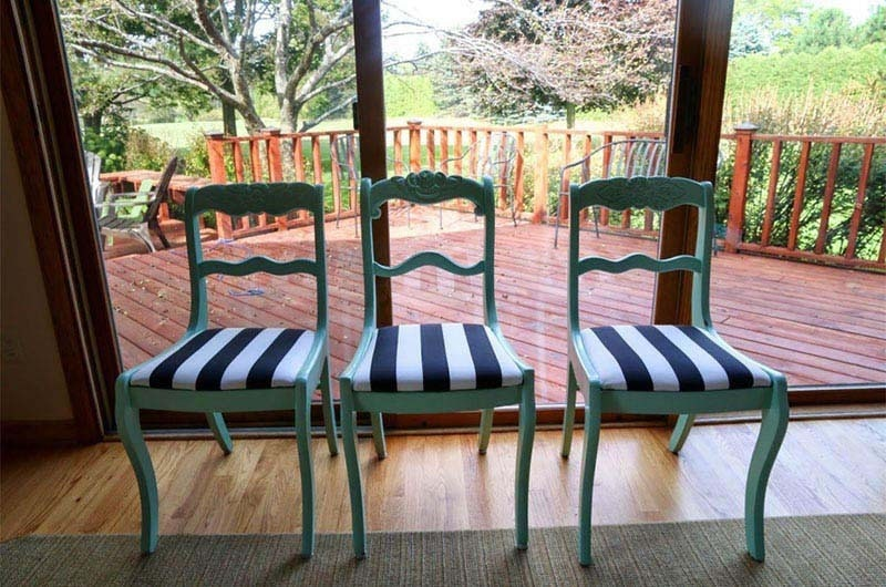 $30 DIY Dining Room Chairs 17