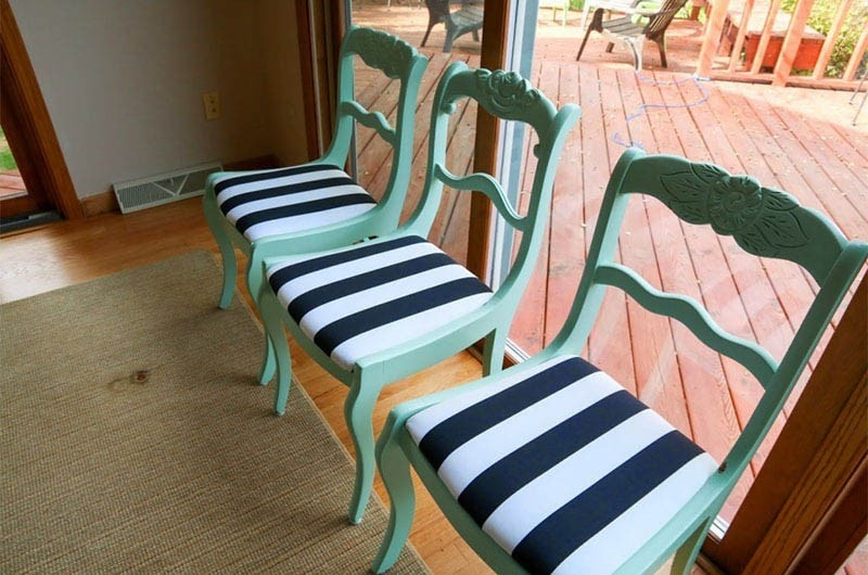 $30 DIY Dining Room Chairs 18
