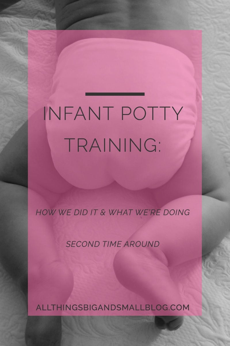 Infant Potty Training Our Tips & Experience
