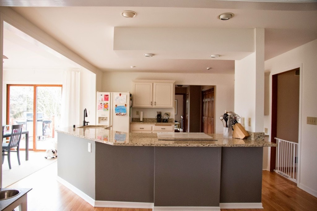 The best gray paint colors never fail gray paints for Chelsea gray kitchen cabinets