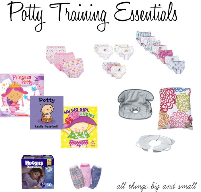10 Potty Training Tips & Essentials 2