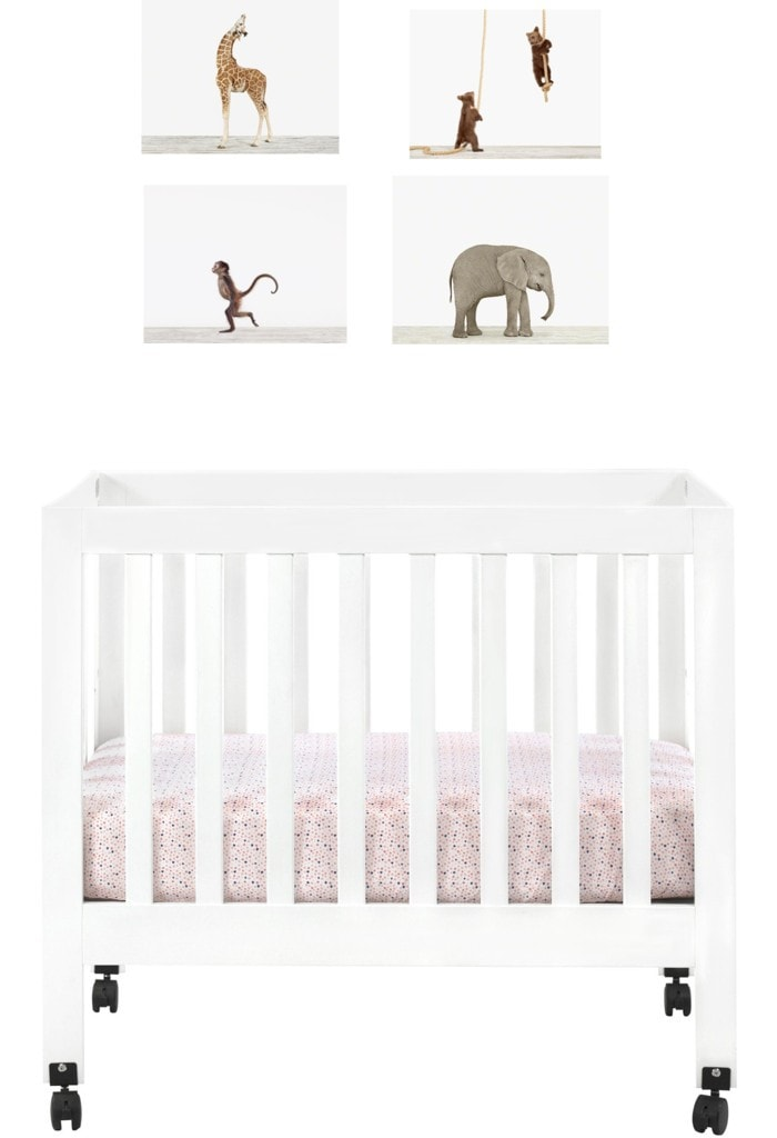 Nursery Artwork Ideas Thoughts for Thursday