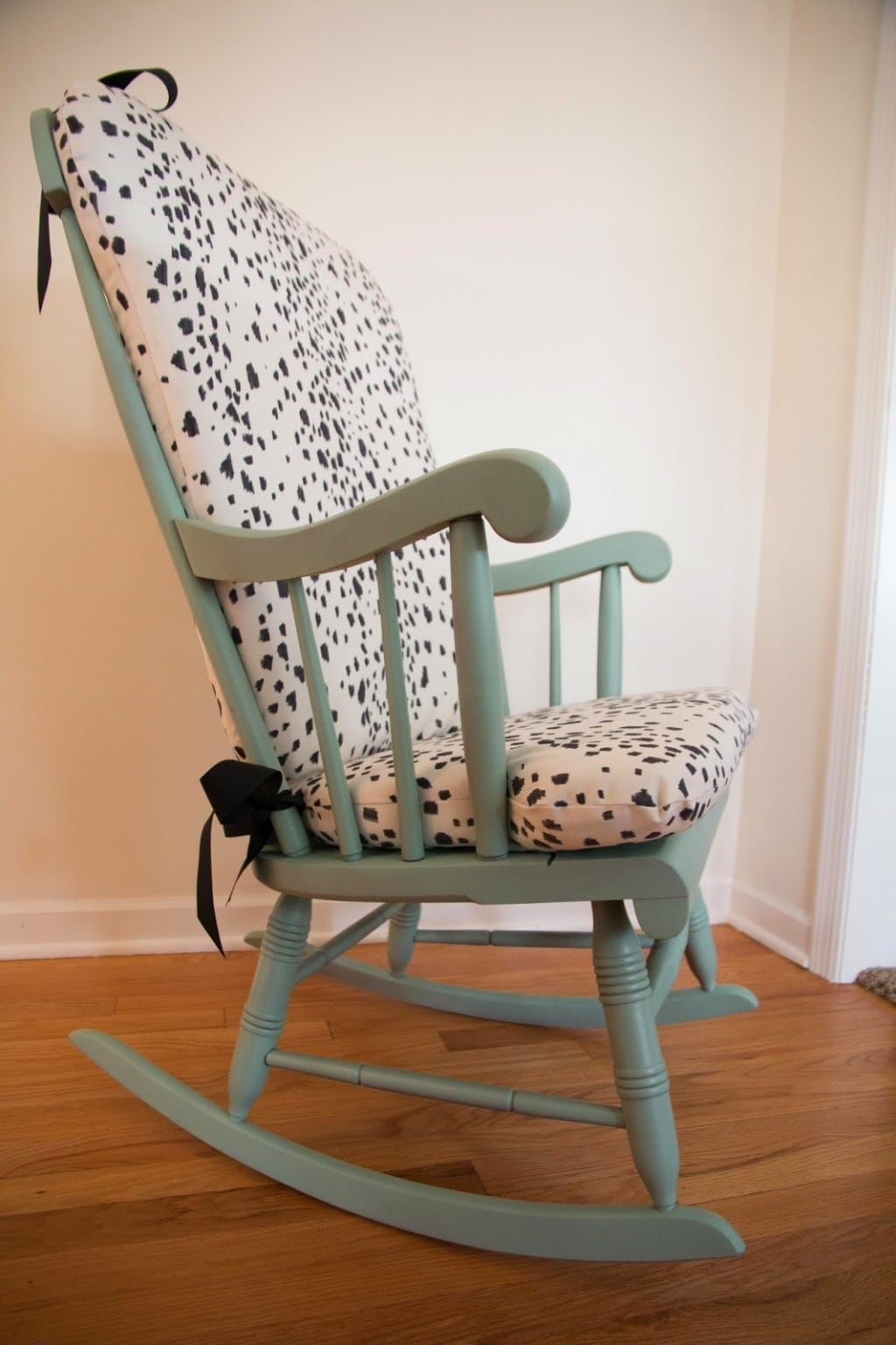Diy upholstered rocking chair home decor mom