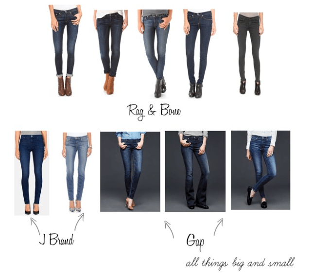 Mid Week Muse: Crazy Jean Sale and Bootie Lookalikes