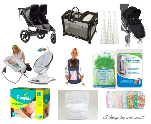 What to Buy for Baby 2 -  What to Buy for Your Second Baby by popular mom blogger DIY Decor Mom