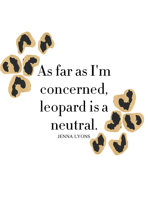 leopard neutral