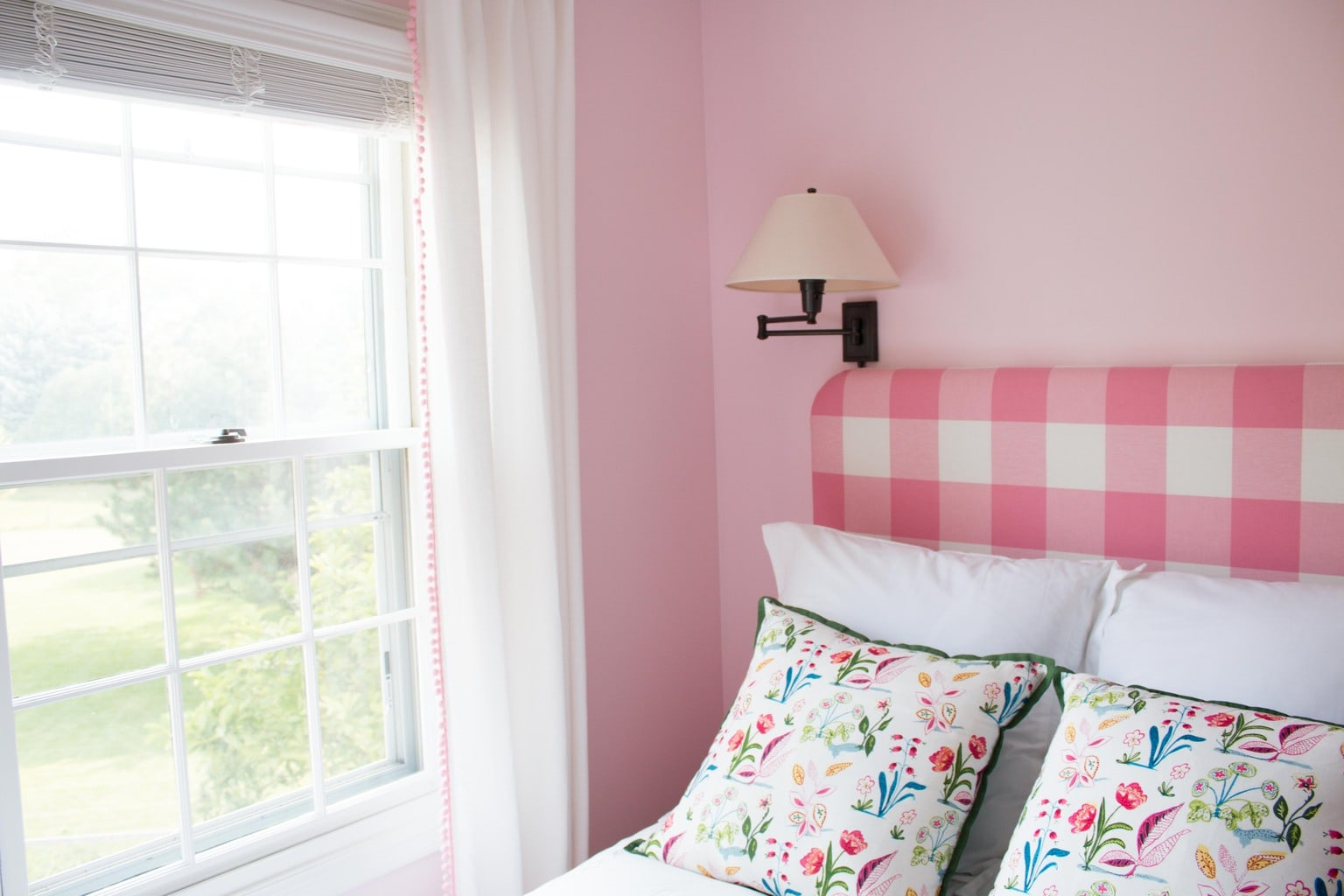 Budget Friendly Little Girls Room - All Things Big and Small
