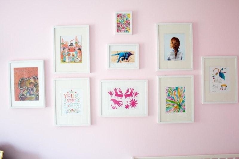 inexpensive gallery artwork