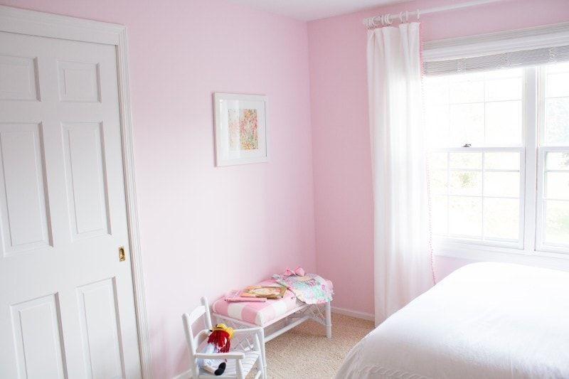 7 Inspiring Kid Room Color Options For Your Little Ones: Budget Friendly Little Girls Room