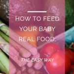 How We Do It: Feeding Our Baby