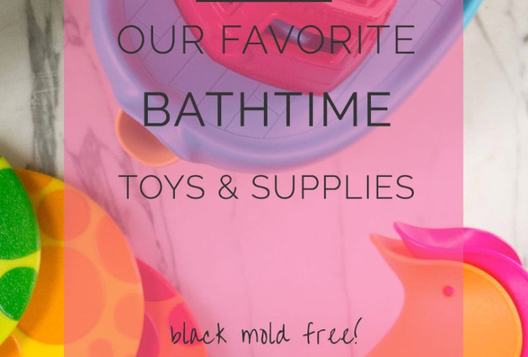 Bathtime Fun Essentials