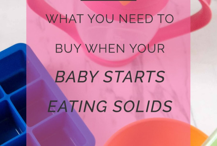 Starting Solids Gear: 6- 13 months