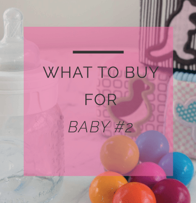 what to buy baby 2