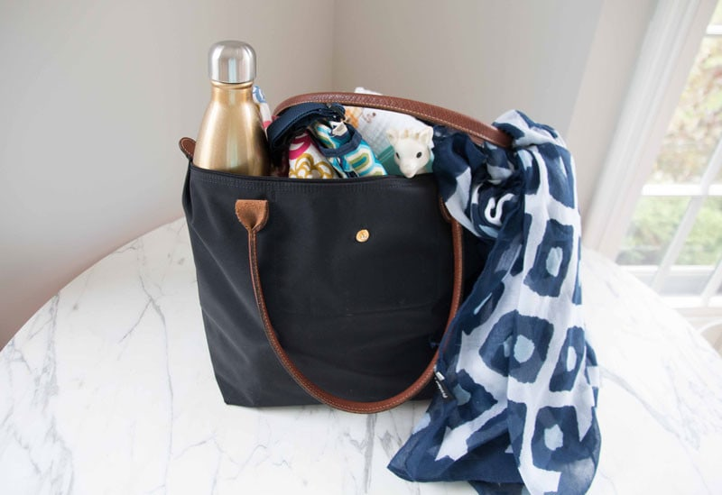 What's In My Diaper Bag–You Might Be Surprised