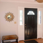 How To Paint Fiberglass Door