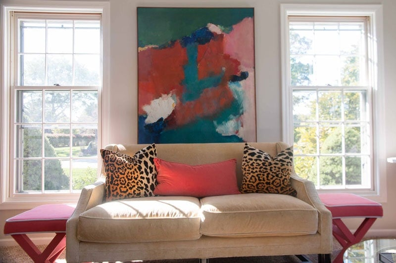 paint living room