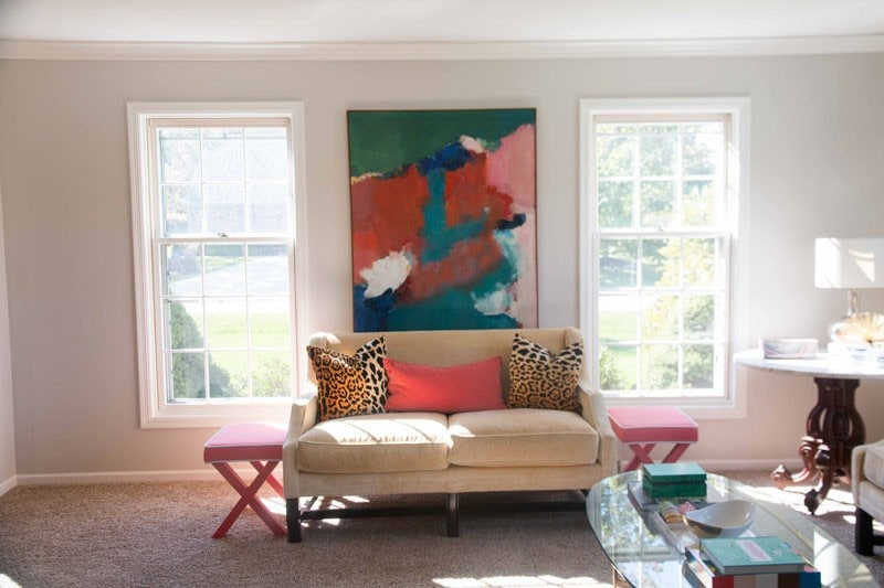 How to pick paint colors for your home - How to pick a paint color for living room ...
