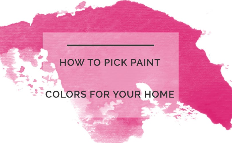 how to choose paint colors for your home interior how to paint colors for your home diy decor 28093