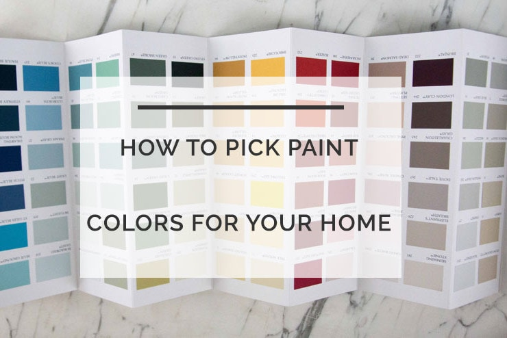 How To Select Paint Colors 28 Images How To Choose