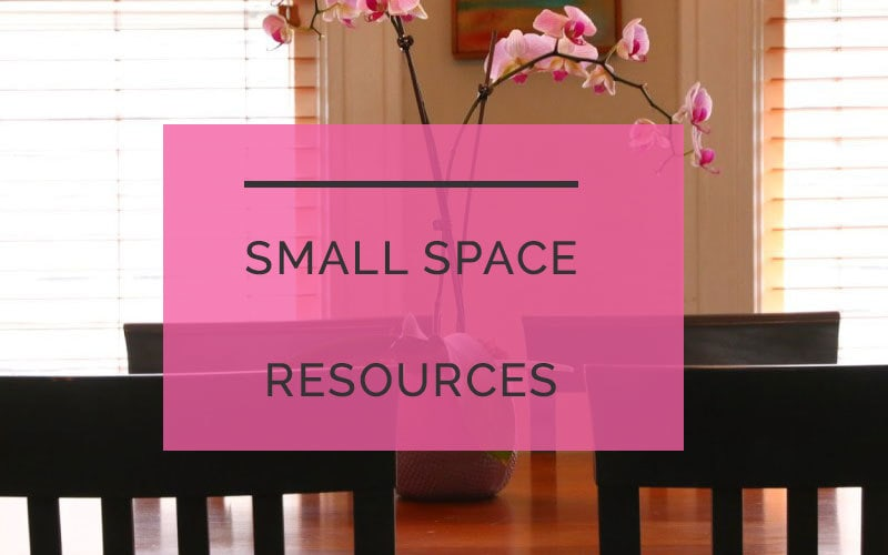 small space resources