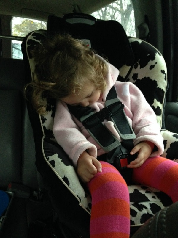 7 Tips for a Road Trip with Kids Under 3