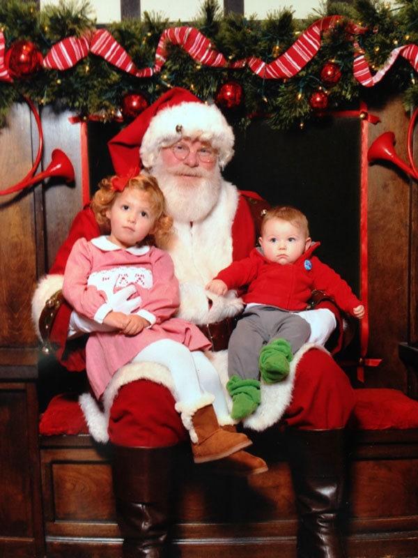 Five Tips for Meeting Santa