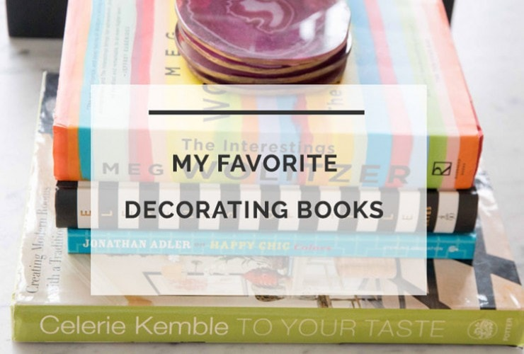 The Must Have Coffee Table Books to Read and Decorate Your Home