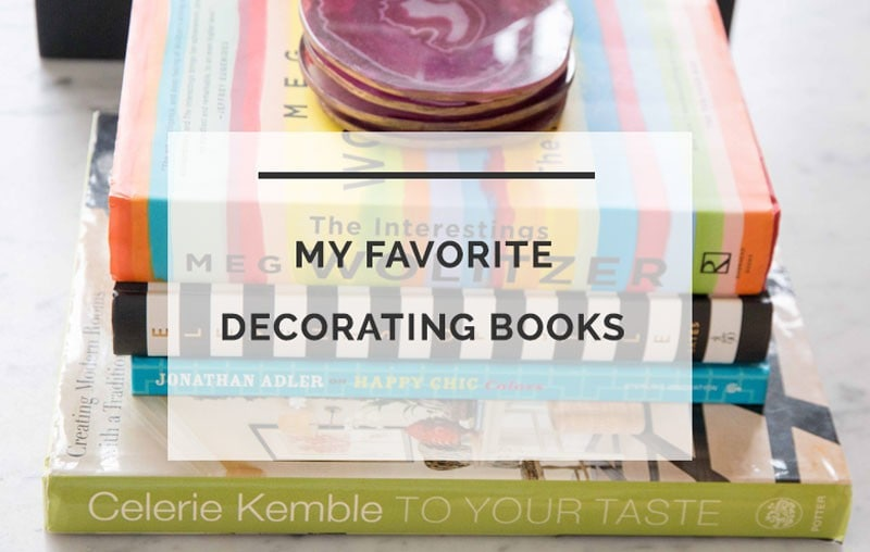 The Best New and Old Decorating Books - Ultimate Last Minute Gifts by popular Mom blogger DIY Decor Mom