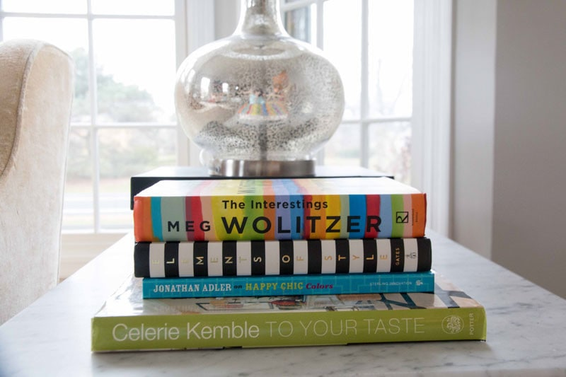 The Best New and Old Decorating Books - The Best Coffee Table Books to Read and Decorate Your Home by popular home decor blogger DIY Decor Mom