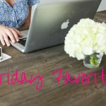 Five for Friday AND An Exciting Announcement